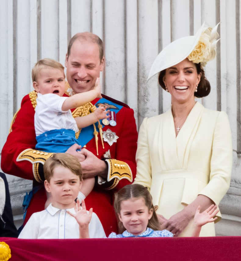 Prince William, Birthday, Family