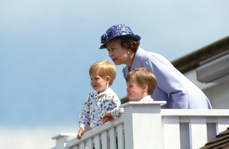 Prince William, Birthday, Queen Elizabeth II