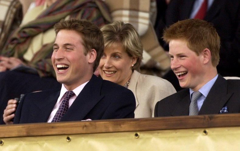 Prince William, Birthday, Prince Harry