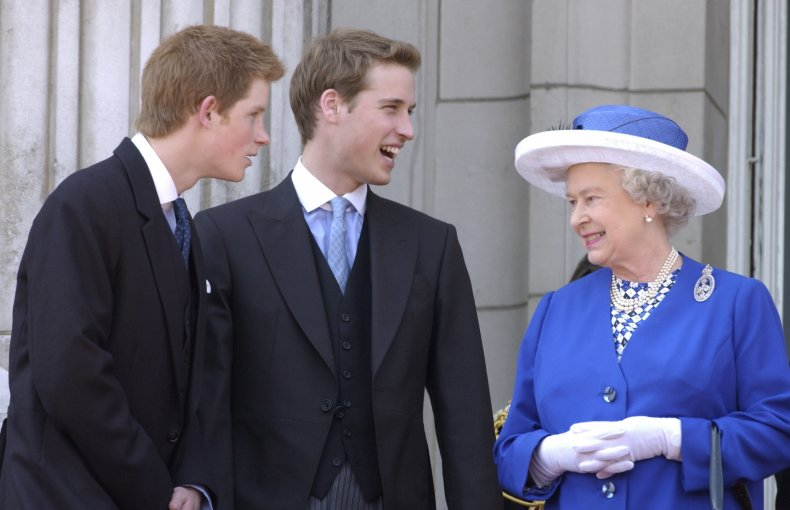 Prince William, Birthday, Prince Harry, Queen ElizabethII