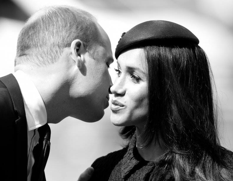 Prince William, Birthday, Meghan Markle