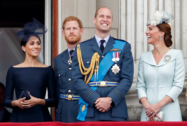 Prince William, Birthday, Prince Harry, Meghan Markle