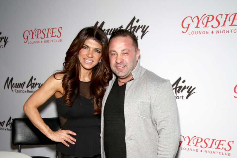 [hold]Teresa Giudice Afraid Husband Joe Will Be 'Missing Out on So Much' If He Gets Deported