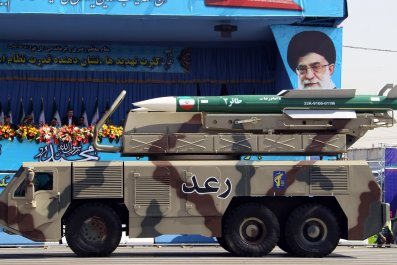 iran missile defense us drone
