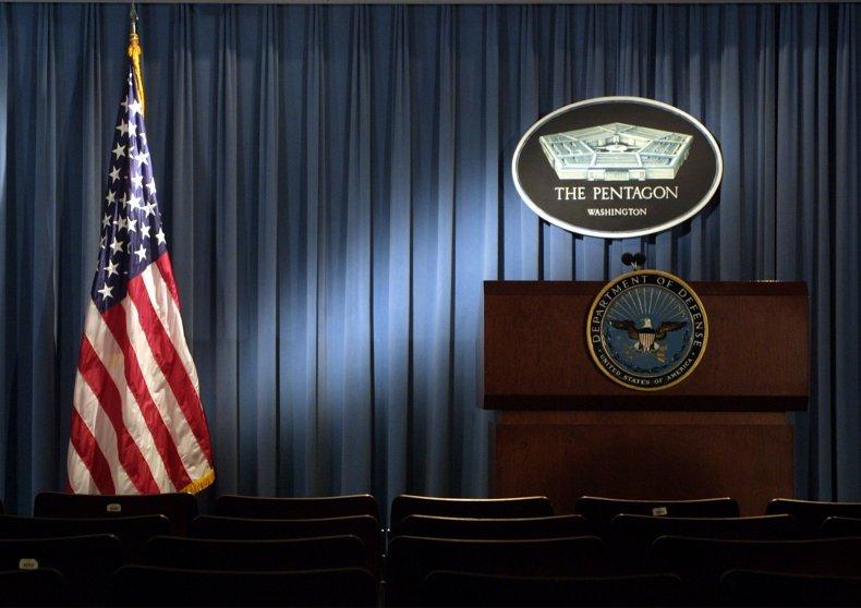 Pentagon Press Briefing Iran Drone