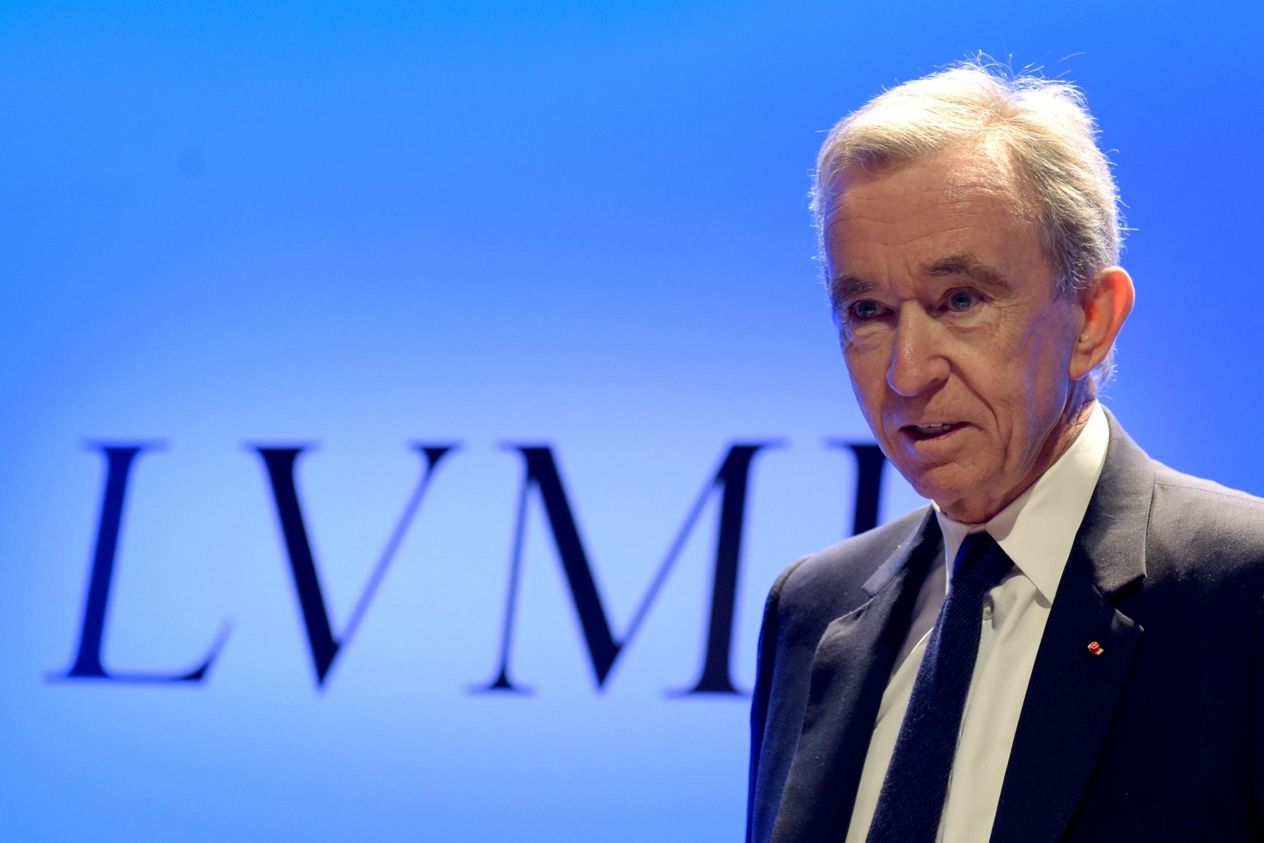 de82eb80fad Moët Hennessy–Louis Vuitton CEO Bernard Arnault is the Newest Member in the $100  Billion Club