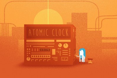 Deep Space Atomic Clock