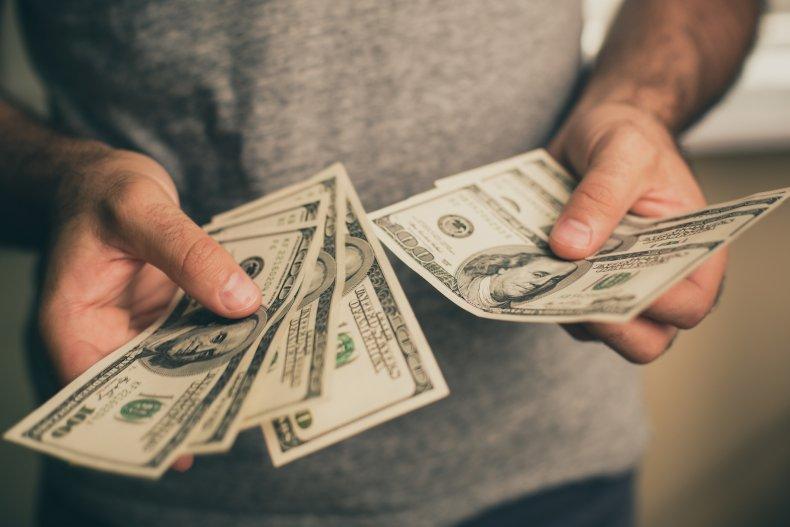 money lottery divorce