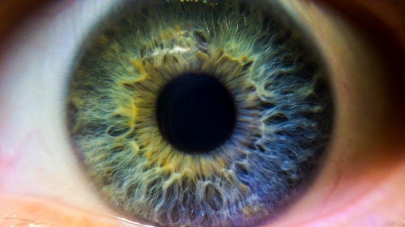 eye close up stock getty