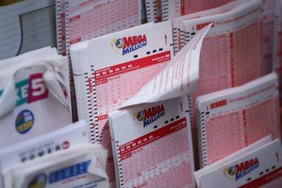 Mega Millions Ticket
