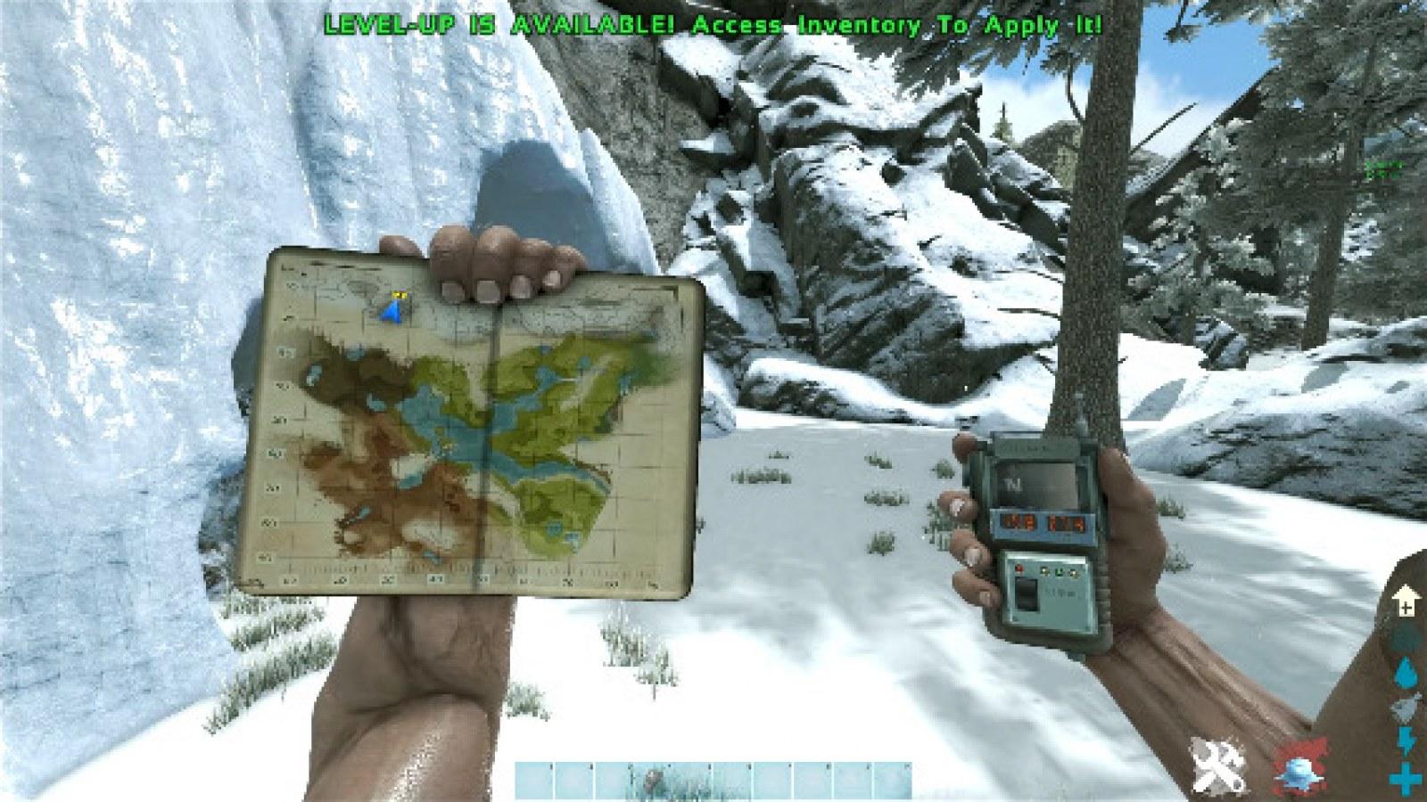 Ark Karte The Island.Ark Valguero Guide Cave Locations Base Spots Dino List More