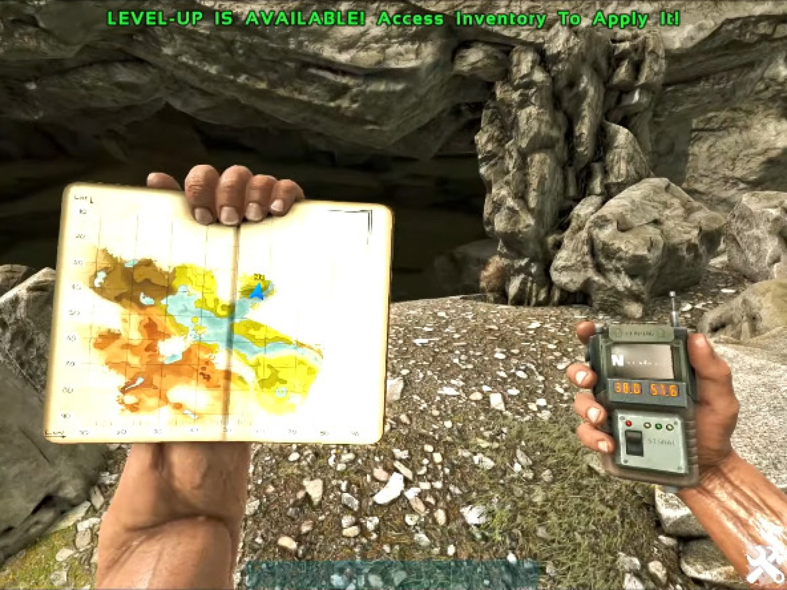 Ark Aberration Karte.Ark Valguero Guide Cave Locations Base Spots Dino List