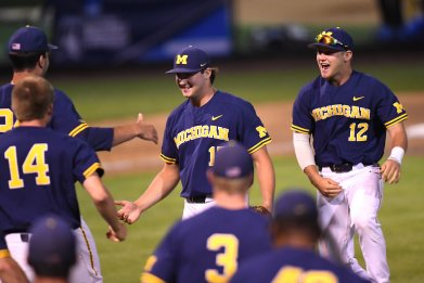 Michigan Wolverines, NCAA baseball