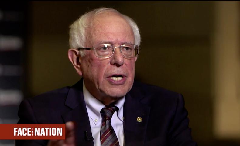 Bernie Sanders FTN