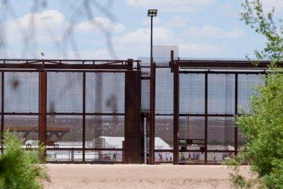 ten detention center for migrant children