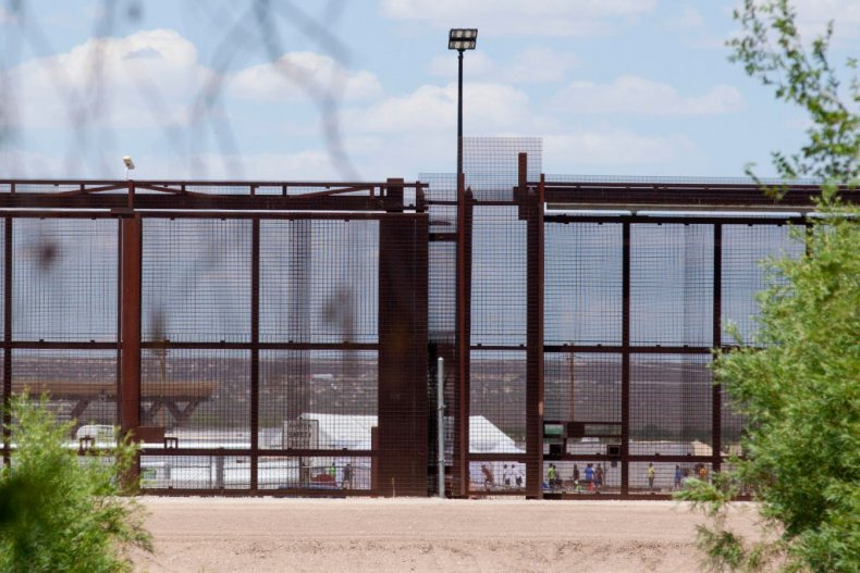 ten detention center for migrant children