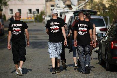 neo nazi festival
