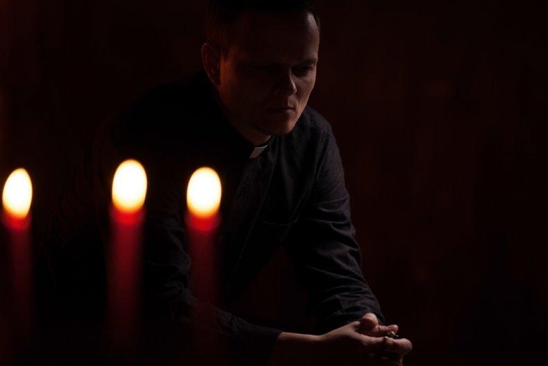 church priest murder