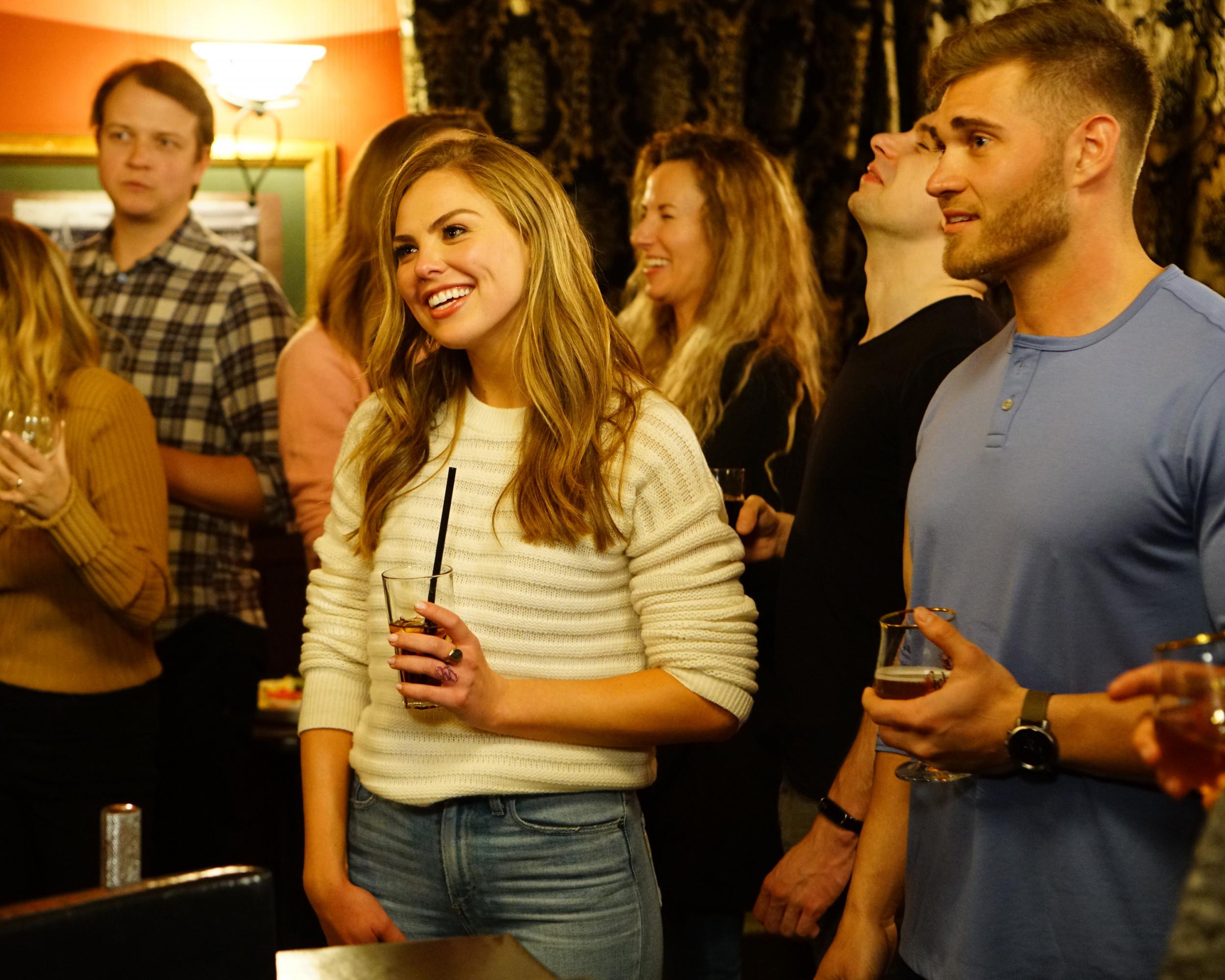 Luke P Calls Bachelorette Hannah B His 'Girlfriend,' Remaining Men His 'Besties'