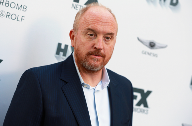 Louis C.K. Receives Standing Ovation For Surprise Performance