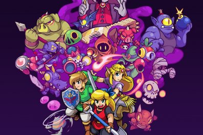 cadence of hyrule review score