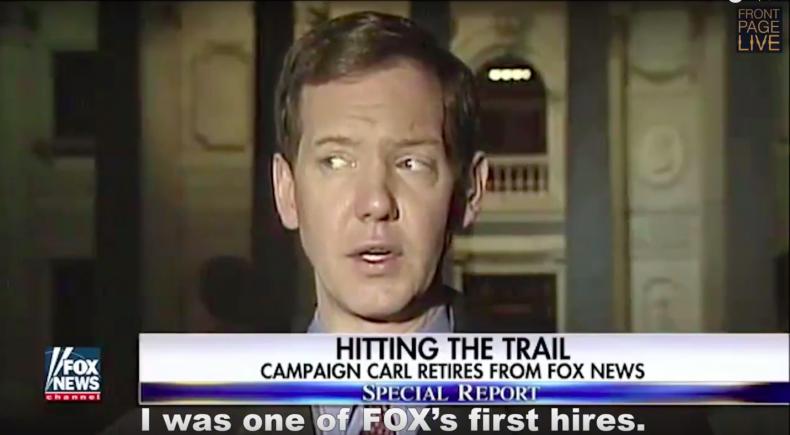 Carl Cameron on Fox News