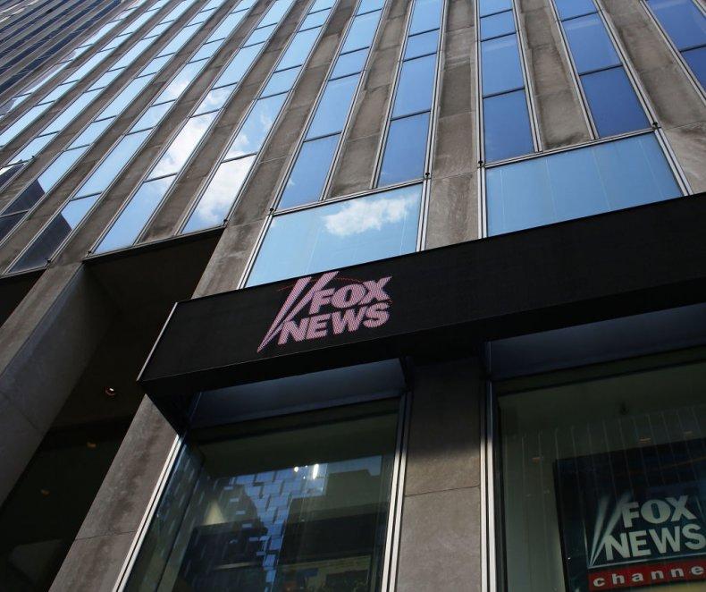 Fox Nes HQ in NY
