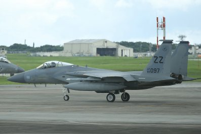 Kadena Air Base, Okinawa, airman, found dead