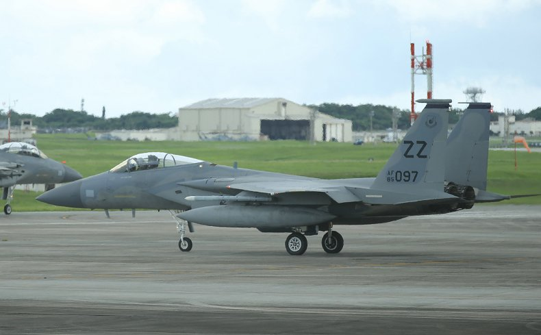 Kadena Air Base, Okinawa, airman, found dead