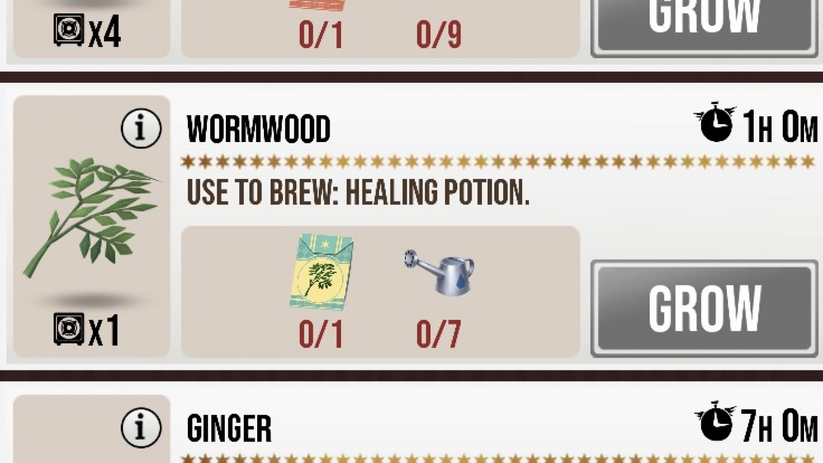 Harry Potter: Wizards Unite' Greenhouse Guide - On Seeds