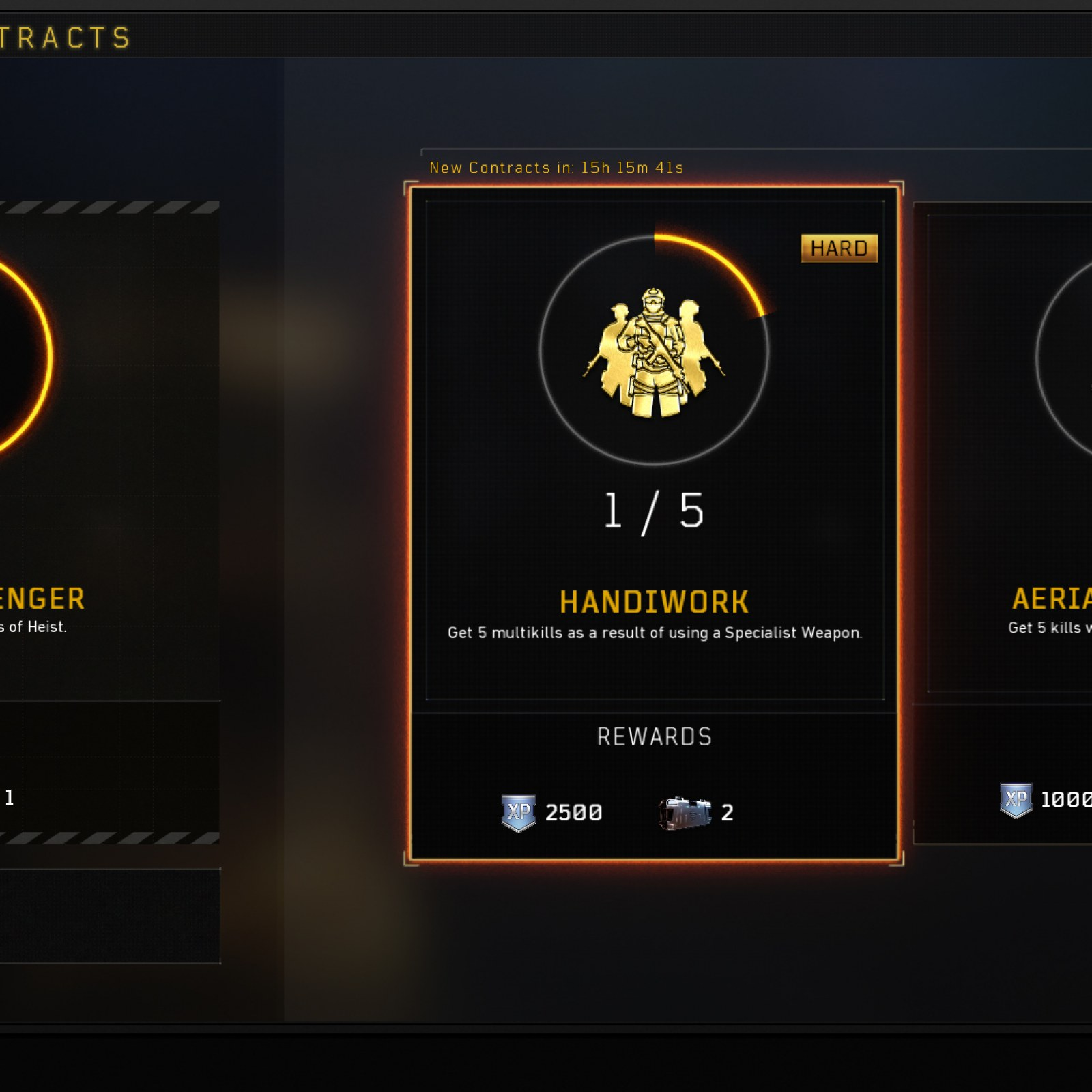 Call of Duty: Black Ops 4' Update 1 19 Adds Contracts