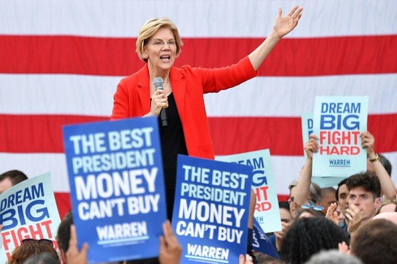 Elizabeth warren tax plan policies