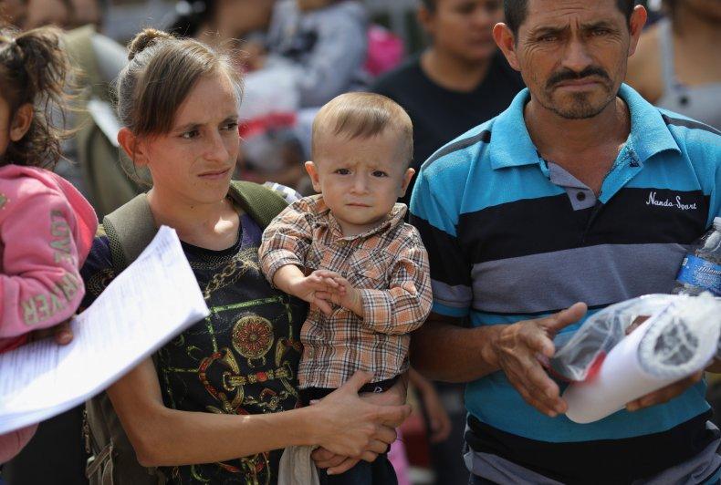Migrant child deportation