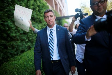 Duncan Hunter Allegedly Used Campaign Funds Affairs
