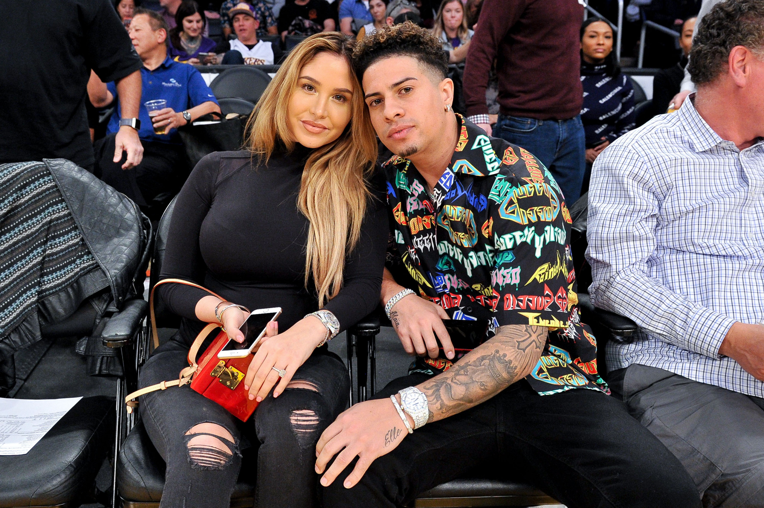 What Is The Ace Family S Net Worth Austin Mcbroom Catherine Paiz Give Sneak Peek Of New Mansion