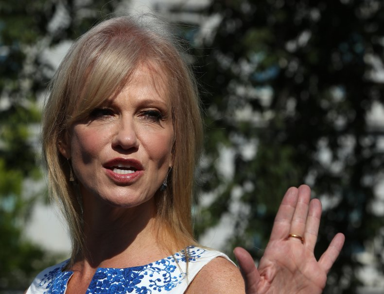Kellyanne Conway Resign Petition Hatch