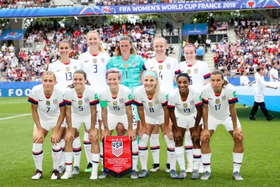 USWNT, World Cup