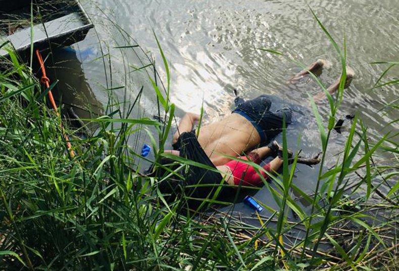 migrant, border, drowns, El Salvador, Mexico