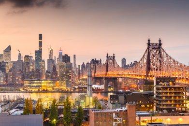 New York City, Earthquakes