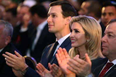 Ivanka Trump Jared Kushner Fundraising