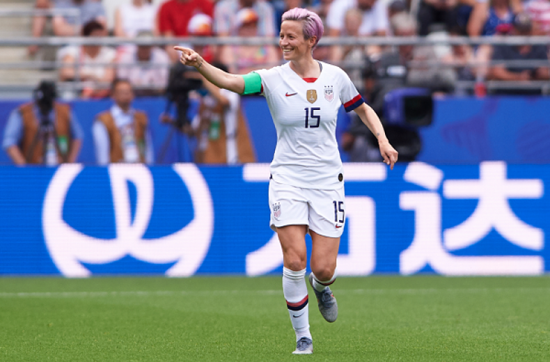Team USA Captain Megan Rapinoe: 'I'm Not Going to the F***ing White House'