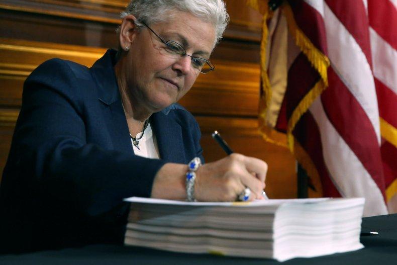 Gina McCarthy CPP