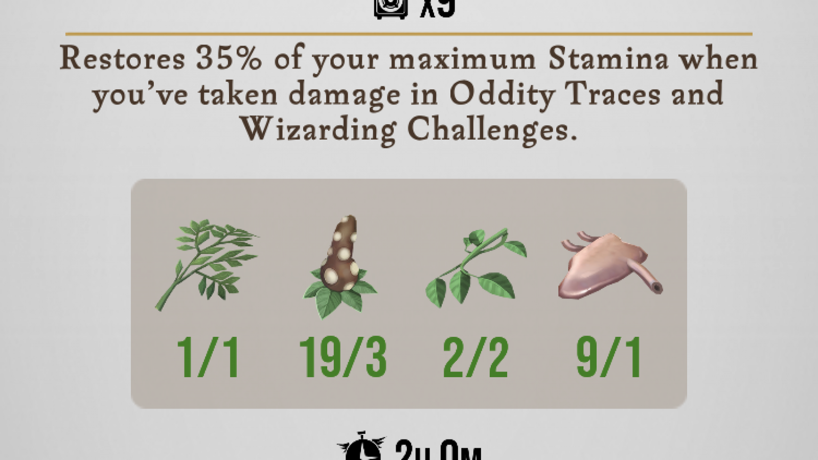 Harry Potter: Wizards Unite Potions Guide - Master Notes
