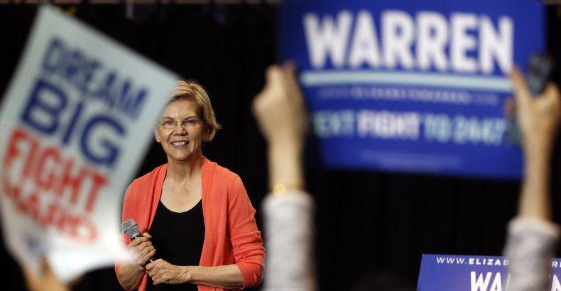 Elizabeth Warren Miami