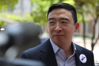 Andrew Yang Profile Democratic Debate