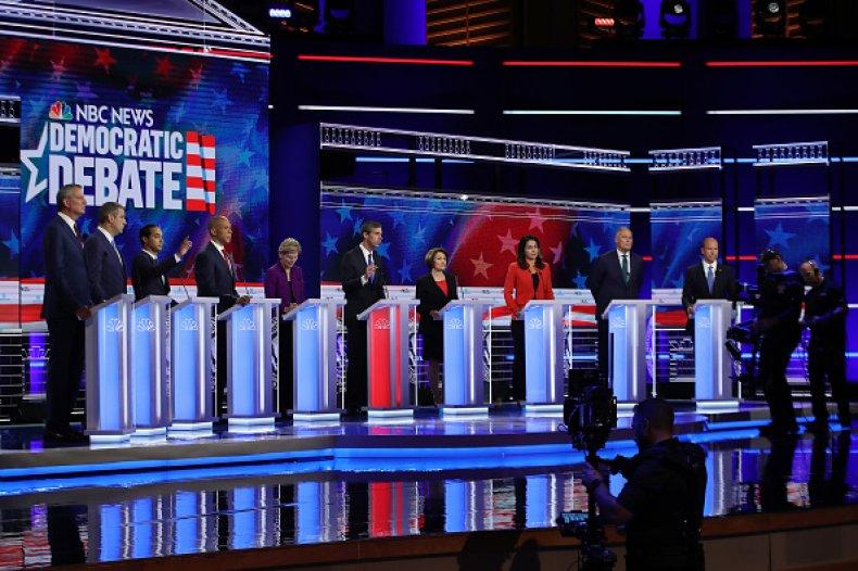 democrats existential crisis debate question