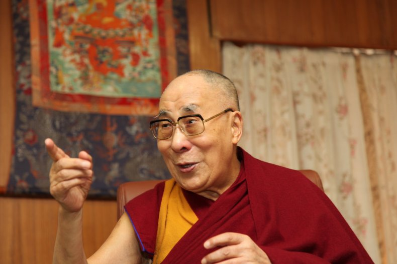 Dalai lama, female successor, attractive