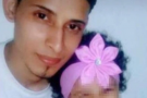 Óscar and his daughter Angie Valeria