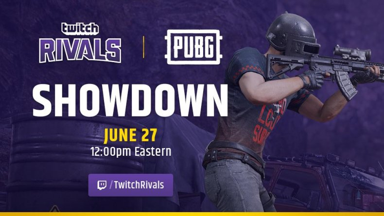 pubg twitch rivals standings results 6-27