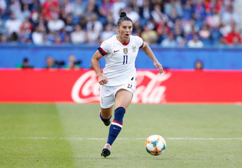 Ali Krieger and More U.S. Women's Soccer Players Defend Megan Rapinoe